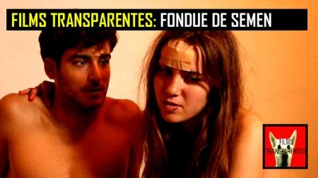 FILMS TRANSPARENTES - FONDUE DE SEMEN 3
