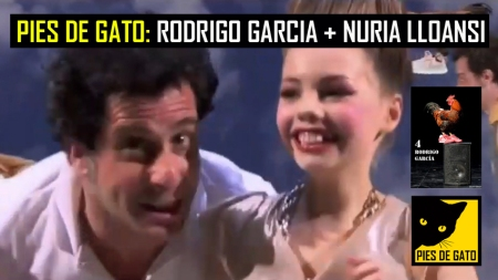PIES DE GATO - RODRIGO GARCIA